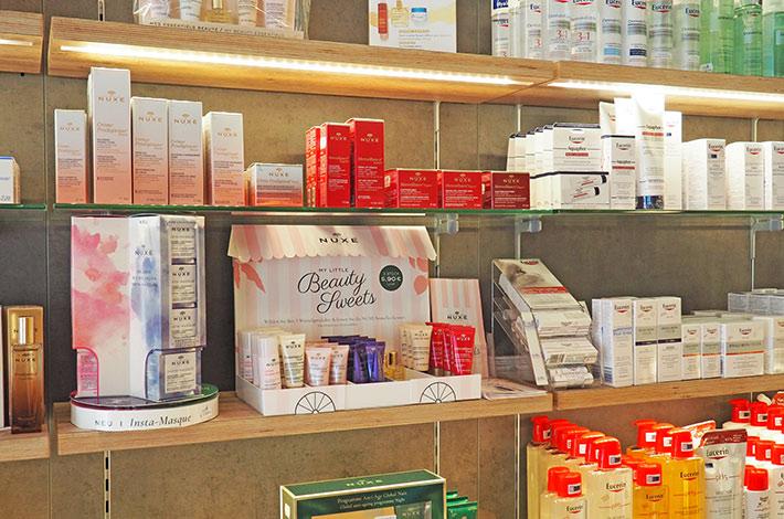 Alte Apotheke Bad Segeberg Nuxe Eucerin Produkte